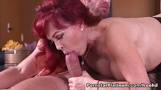 Sexy Vanessa in Fucked By a Monster Flannel