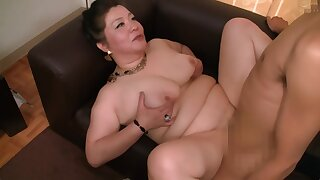 Take it on the lam xxx scene Big Tits new on the go version